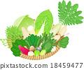 用竹籃子裝 冬天 冬 18459477