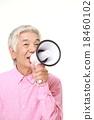 megaphone, megaphones, shout 18460102