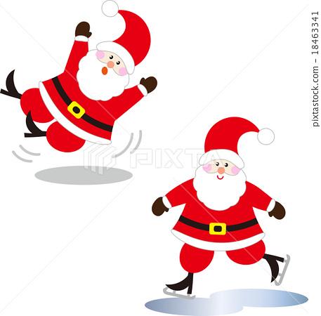 聖誕老人的變化 18463341