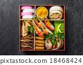 年夜飯 日本料理 日式料理 18468424