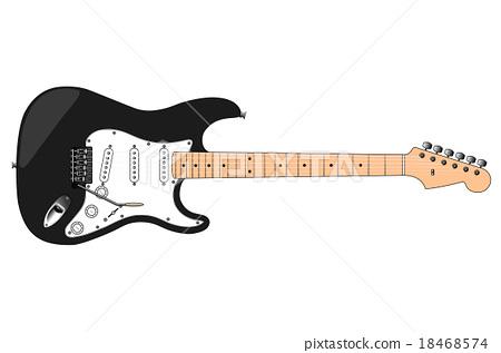 電子吉他 吉他 器具 18468574