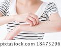 피부 트러블, 젊다, 여성 18475296