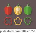 vegetable vector ingredient 18476751