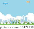 城市風光 城市景觀 市容 18479739