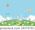 城市風光 城市景觀 市容 18479761