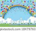 城市風光 城市景觀 市容 18479763