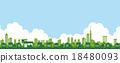 城市景观 18480093