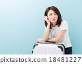 想想女人和手提箱 18481227