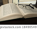 Book Dictionary Japanese Russian with glasses 18490549
