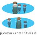 연못의 오소 18496334