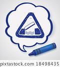 bridge opened doodle 18498435