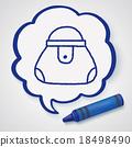 doodle wallet 18498490
