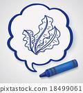 Kelp doodle 18499061