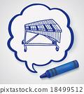 Xylophone doodle 18499512