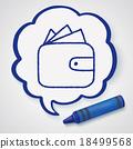 doodle wallet 18499568