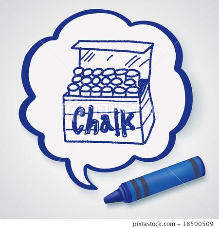 chalk doodle 18500509