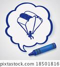 Doodle Parachute 18501816