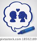 love doodle 18502189