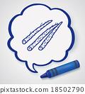 Burdock doodle 18502790