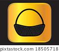 wicker basket 18505718
