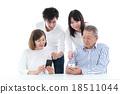 家庭 家族 家人 18511044