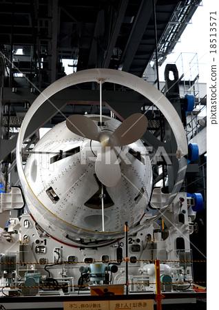 Submarine rescuer Chihaya 18513571