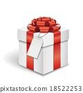 禮品盒 矢量 生日 18522253