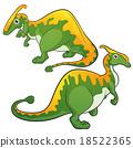 Parasaurolophus 18522365