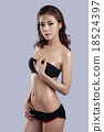 Asian beauty,sexy woman model 18524397