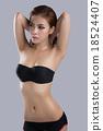 Asian beauty,sexy woman model 18524407