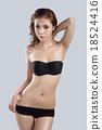 Asian beauty,sexy woman model 18524416