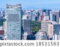 東京城市景觀 18531563