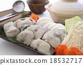 煮河豚 平底鍋 鍋 18532717