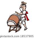 木刻工艺 节日 庆典 18537905