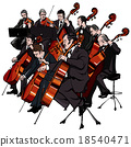 classical orchestra 18540471
