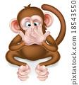 monkey, no, monkeys 18543550