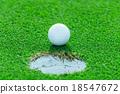 ball,golf,dirty 18547672