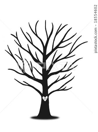 웨딩 트리 tree 18554602