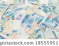 dollar, banknotes, money 18555951