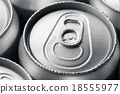 Cold canned drinks 18555977