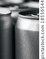 Aluminum cans 18556544