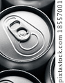 Plain Aluminum Beverage Cans 18557001