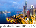 Hong Kong office building 18559177