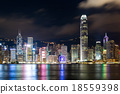 Hong Kong Harbour 18559398