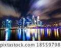 Singapore Skyline 18559798