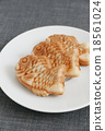 Taiyaki, japanese fish shape cake 18561024