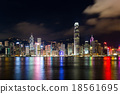 Hong Kong modern city 18561695