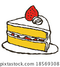 shortcake, cake, cakes 18569308