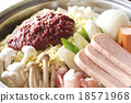 Korean hot pot 18571968
