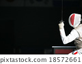 擊劍比賽 18572661